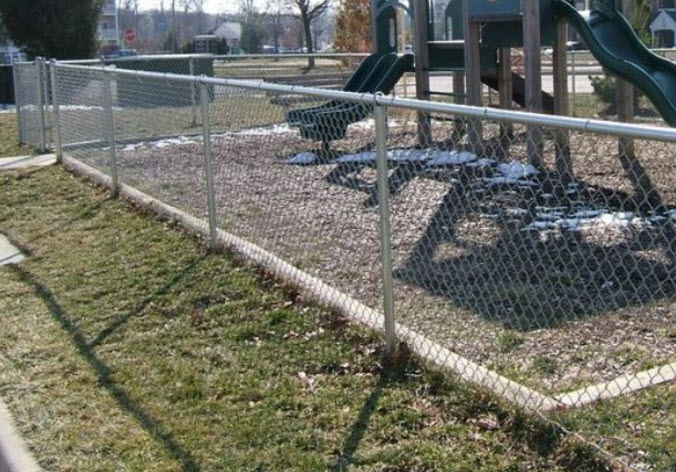 The Timeless Chain Link Fence