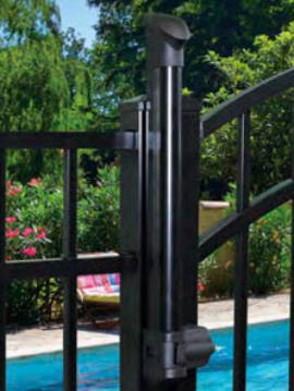 Top Pull Latch (Swimming Pool Code)