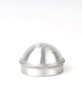 "Residential Post Cap - 2 1/2"" Aluminum"
