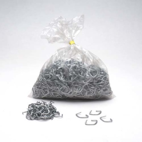 Commercial Hog Rings Aluminum (240Pcs)