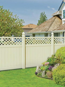 Vinyl PVC Fence - Products - Fencing Direct - Fencing Products