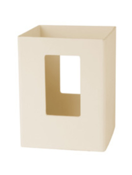 "5""x5""x84"" Picket  Line Post Beige"