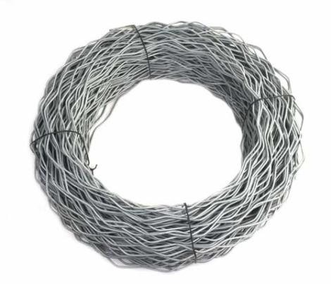 Commercial Coil Wire # 7 Galvanized (1000')