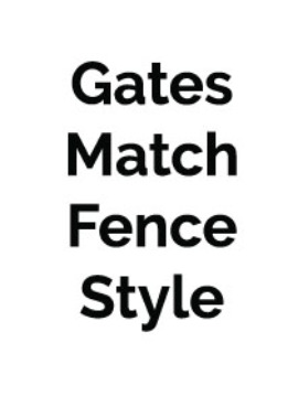 "Commercial Single Gate - 48""W X 72""H X 1 5/8"" Galvanized"